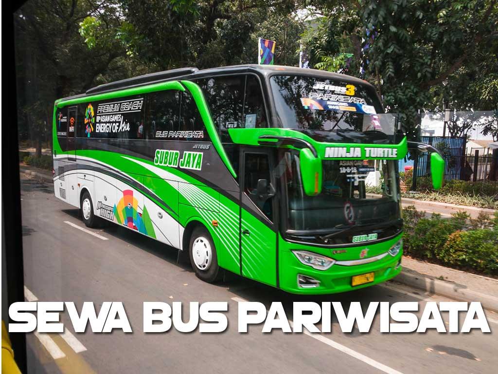 Armada Sewa Bus Pariwisata Terbaik