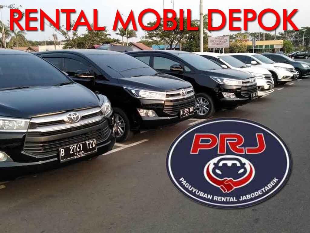 11 Rental Mobil Depok Harga Murah Gratis Jasa Driver