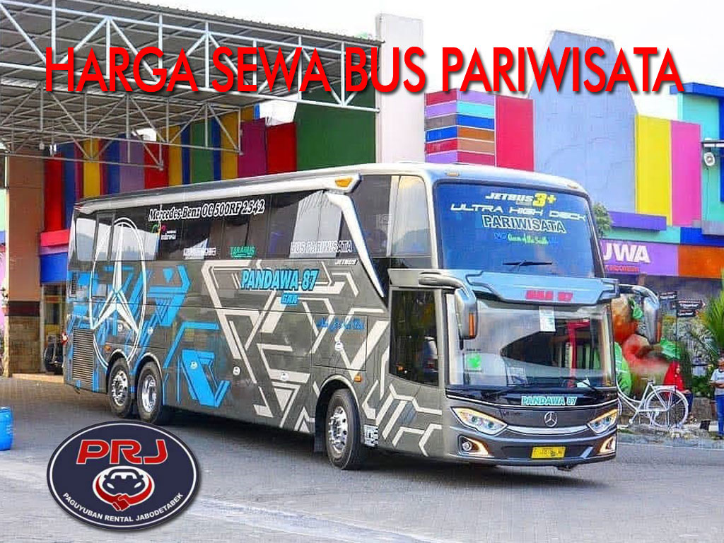 harga sewa bus pariwisata jakarta terbaru