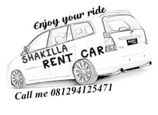 shakilla rent car