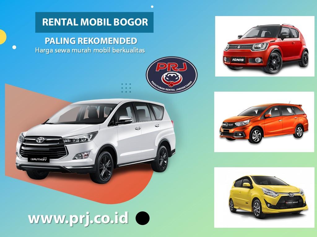 Rental Mobil Bogor murah dalam dan luar kota