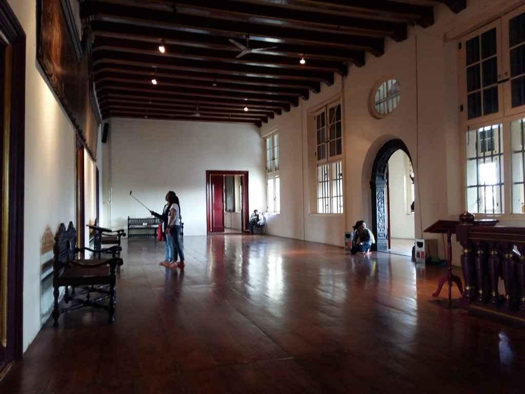 interior museum fatahillah