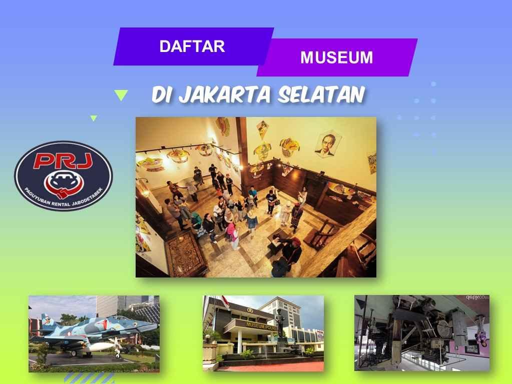 museum di Jakarta selatan