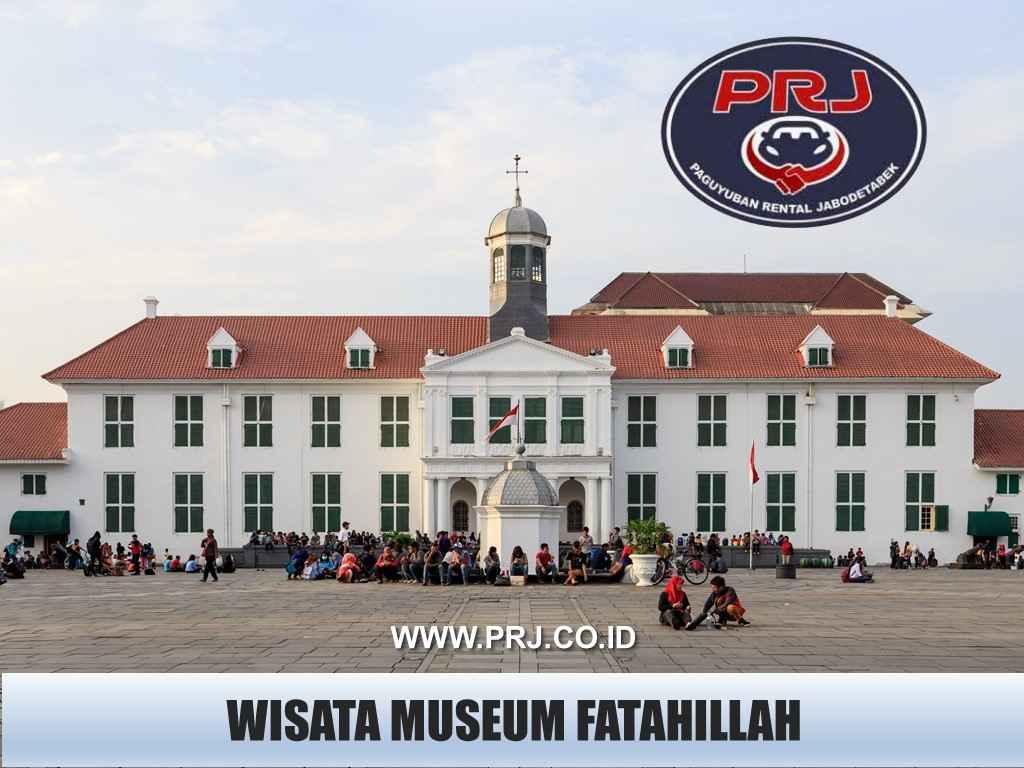 museum fatahillah Jakarta objek wisata sejarah