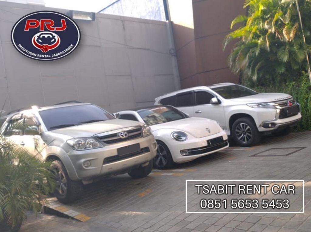 TSABIT rental mobil Jakarta Selatan