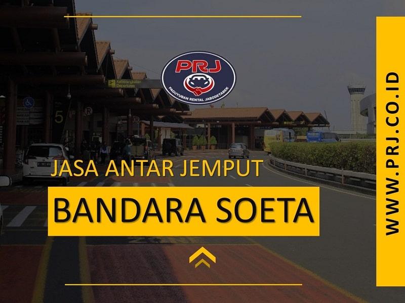 Jasa Antar Jemput Bandara Jakarta