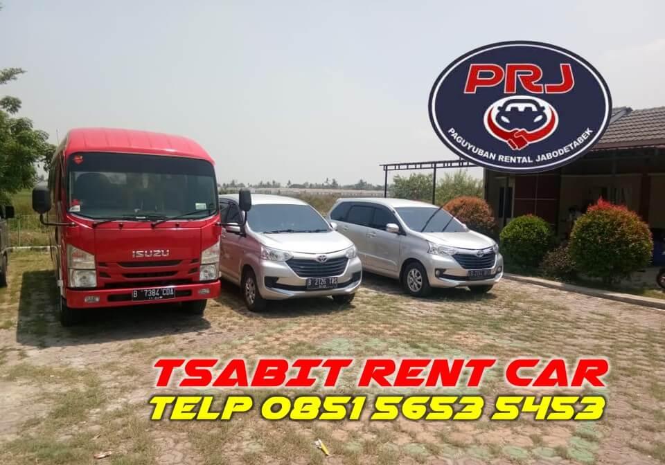 Rental mobil Bekasi Tsabit Rent Car